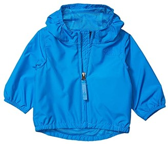 The North Face Kids Flurry Wind Jacket (Infant) (Clear Lake Blue) Kid's Coat