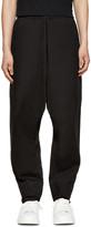 Marcelo Burlon County of Milan Black Sarouel Guines Lounge Pants