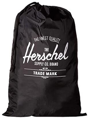 Herschel Laundry/Shoe Set (Black) Bags
