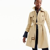J.Crew Petite icon trench coat