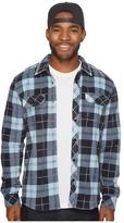 O'Neill Glacier Plaid Shirt Men's Clothing