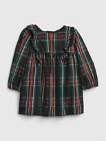 Gap Baby Plaid Taffeta Dress