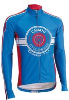 Canari Men's Shift Full-Zip Bicycle Jersey