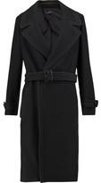 Joseph Belted Cotton-Blend Coat