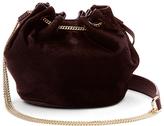 Diane von Furstenberg Love Power Calf Hair Bucket Bag