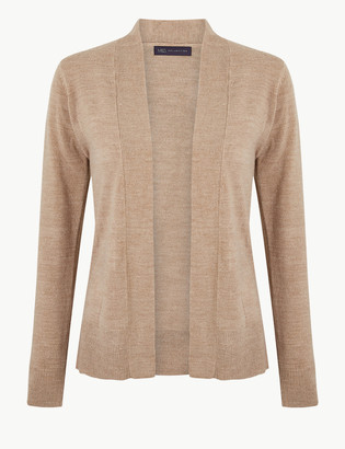 Marks and Spencer Supersoft Edge to Edge Cardigan