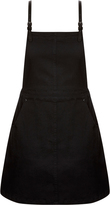 City Chic The Edit - Denim Pinafore