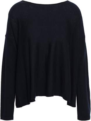 Vince Knotted Cashmere Top