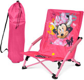 Disney Minnie Mouse Kids Folding Lounge Chair, Direct Ship