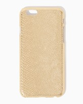 Charming charlie Snakeskin iPhone 6/6+ Case