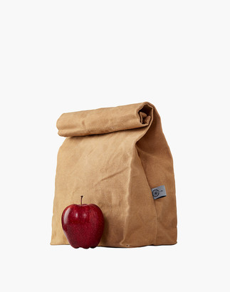 Madewell Colony Co. Reusable Waxed Canvas Lunch Bag