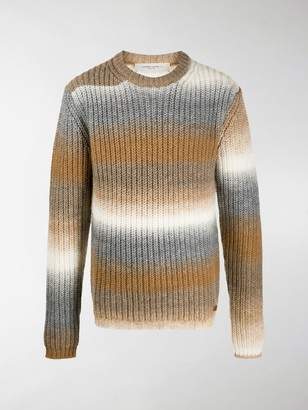 Golden Goose Ombre Stripe Knit Jumper