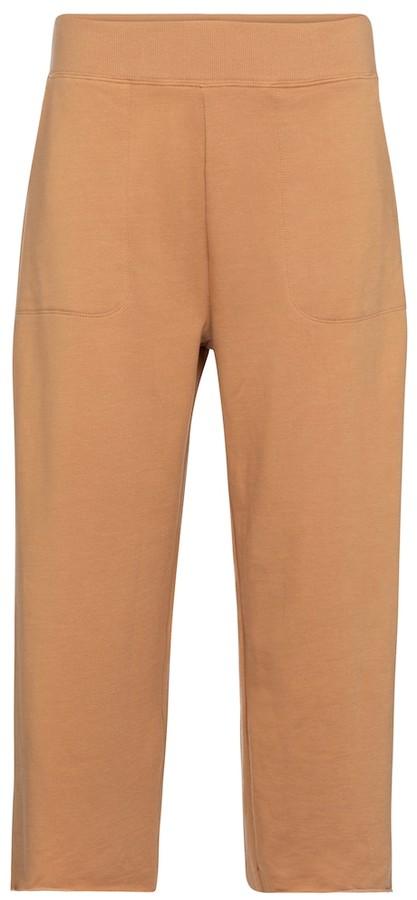 Thumbnail for your product : Nike Yoga Luxe fleece sweatpants
