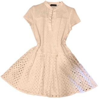 Twin-Set Twin Set White Lace Dress for Women