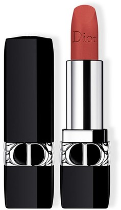 Christian Dior Rouge Couture Colour Velvet-Matte Lipstick