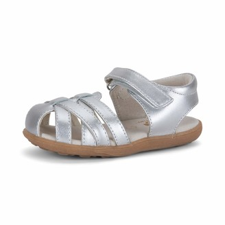See Kai Run Silver Girls' Shoes on Sale