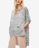 Free People Melange High-Low Sweater