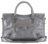 Balenciaga Giant City S Leather Tote