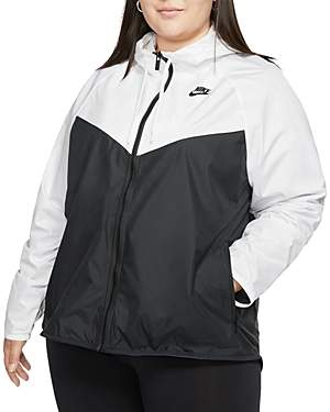 Nike Plus Windrunner Hooded Zip Jacket