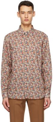 Gucci Multicolor Liberty London Edition Mary Shirt