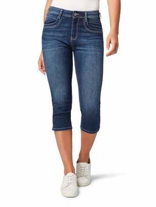 Tom Tailor Women's Kate Capri Slim Jeans