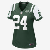 Nike NFL New York Jets Game Jersey (Darrelle Revis) Women's Football Jersey