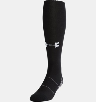 Under Armour Unisex UA Over-The-Calf Team Socks