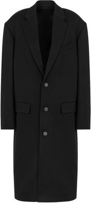 Balenciaga Long Boxy Coat