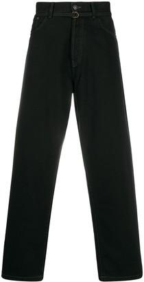 Acne Studios 1991 Toj Dye loose-fit jeans
