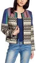Vero Moda Women's Vmcoral LS Dnm WP3 Blazer