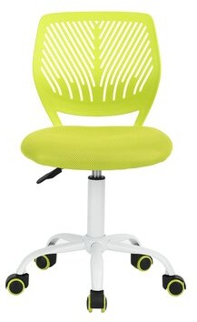 Ebern Designs Malbon Mesh Task Chair Upholstery Color: Green