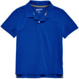 Arizona Short-Sleeve Solid Polo - Preschool Boys 4-7