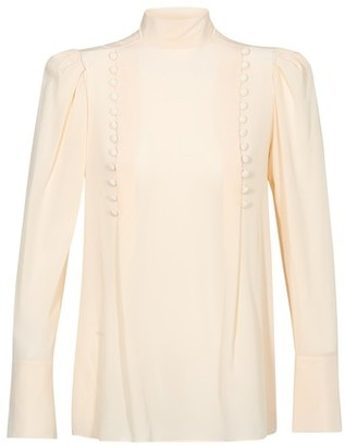 Givenchy Long sleeve turtleneck blouse