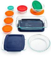 Pyrex 19 Piece Baking & Storage Set