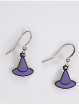 M&S Collection Hat Drop Earrings