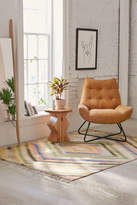 Urban Outfitters Amal Diamond Chenille Rug