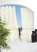 JCPenney Cote D' Azure Cote DAzure Grommet-Top Outdoor Curtain Panel