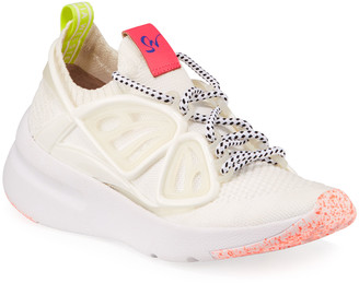 Sophia Webster Fly By Knit Butterfly Sneakers