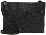 Lucky Brand Lina Embossed Leather Crossbody