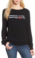 Wildfox Couture Women's North Pole Sweatshirt