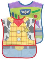Disney George Toy Story 2 Pack Bibs