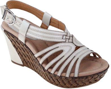 Bliss Earth® paradise sandal (off white)