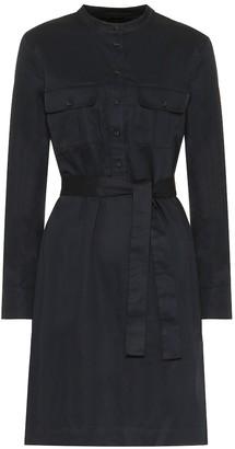 A.P.C. Martine cotton-sateen dress