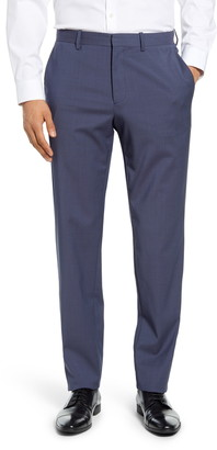 Theory Mayer Stretch Wool Suit Pants