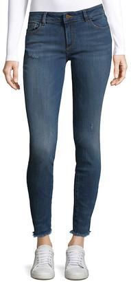 DL1961 Premium Denim Florence Aztec Instasculpt Skinny Leg