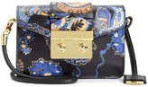 Juicy Couture Novelty Balboa Romanov Floral Mini Crossbody