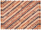 Exotic Roosevelt Handmade Doormat/Rug