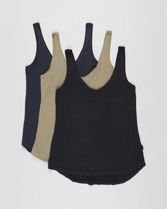 Silent Theory Ricky Tank 3-Pack