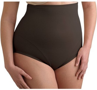 Cupid Women's Extra Firm Control Back Magic High Waist Brief