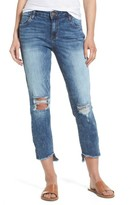 Women's Sts Blue Taylor Step Hem Ripped Jeans